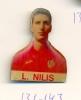 131-143. Pin L. Nilis - Fútbol
