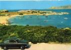 Sardegna Pittoresca - Spiaggia Di Capo Testa - Santa Teresa Di Gallura (SS) (con Fiat 850 Coupè) - Altre Città
