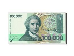 Croatie, 100,000 Dinara, 1993, KM:27A, 1993-05-30, NEUF - Croatie