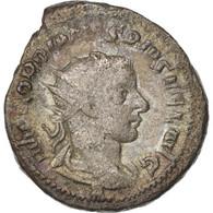 Gordian III, Antoninianus, Non Applicable, Roma, TB+, Billon, RIC:91 - 5. L'Anarchie Militaire (235 à 284)