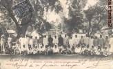 REUNION SAINT-DENIS DEPOT DES IMMIGRANTS COMOROIS DOM-TOM 1900 - Saint Denis