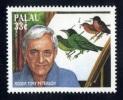 Palau 1999 Mi. 1407 MNH, Environmental Heroes, Roger Tory Peterson, American Naturalist, Ornithologist, Birds - Protection De L'environnement & Climat