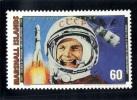 Marshall Islands 1999 Mi. 1209 MNH, Developments 1960-69, Yuri Gagarin, Sovjet Cosmonaut, First Man In Space (1961)