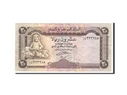 Yemen Arab Republic, 20 Rials, 1985, KM:19c, Undated, TB - Yémen