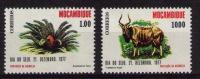 MOZAMBIQUE 1977 Nature Conservation - Mozambique
