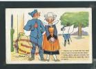 M065 - Onésime Si Jeme Marie Avec Vous ...  - Illustrateur PAHN - Humour - Militaire - Militaria - Humor