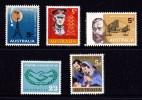 Australia 1965 Selected Issues MNH - 1952-65 Elizabeth II : Pre-Decimals