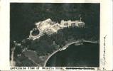 AEROPLANE  VIEW OF VALERIA  HOME , OSCAWANA ( En 1926 ) - Hudson River