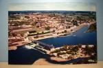 SAINT- LEGER-  Des- VIGNES --- Vue  Aérienne -- Le Barrage Sur La LOIRE - Altri Comuni