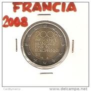 *FRANCIA - 2 Euro Commemorativo 2008 - PRESIDENZA UE