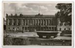 CPA     BERLIN    1936     DIE GROSSE GRANITSCHALE UND BÖRSE     BATIMENT DE LA BOURSE - Allemagne