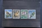 Q 175 ++ ANTILLES  1958 BIRDS VOGELS OISEAUX MNH ** ++ SOME LITTLE TROPIC POINTS ++ LOW PRICE - Curaçao, Nederlandse Antillen, Aruba