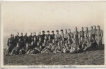 25  -  CARTE PHOTO - BESANCON  -  MILITARIA  - Souvenir Du Fort De CHAUDANE  - - Besancon