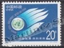 China 1995 Yvert 3275, Social Development - MNH - Nuovi