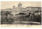 CPA Suisse/Schweiz: Foto-AK, Bern Bundeshaus 1901, 2 Scans - BE Berne