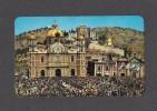 MEXICO - MEXIQUE - LA BASILICA DE GUADALUPE - VIEW OF THE YEARLY PILGRIMAGE - FOTO MARK TUROK - Mexique