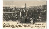 CPA Suisse/Schweiz: Foto-AK, Bern 1903, 2 Scans - BE Berne