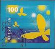 2005 Schweiz  Mi. 1926 FD-used  Schmetterlinge - Switzerland