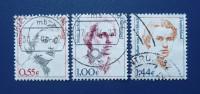 BRD - 2002,2003 - Mi: 2296,2297,2305 - O - BRD