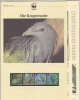 Solomon Islands 1993    WWF / Pigeons 4v ** Mnh With 3 Leaflets With Information About The Issue (W514) - W.W.F.