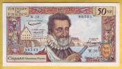 BILLET FRANCAIS - 50 NF Henri IV 5.3.1959 SUP - 1959-1966 Nouveaux Francs