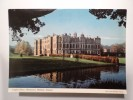 UK ENGLAND WARMINSTER WILTSHIRE LONGLEAT HOUSE 1960 YEARS POSTCARD - Angleterre