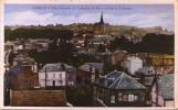 LISIEUX - Vue Générale - La Cathédrale St-Pierre Et L'Eglise St-Jacques - Lisieux