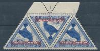 Islande 1930 Service N° 58A  Neuf ** Et * MNH/MLH En Bande De 3.  Faucon - Oficiales