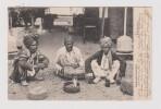 AK Asien Indonesien BATAVIA Schlangenzweerders 1906-05-04 Ligne N. Paq.Fr.N.4 Nach Saigon Foto Visser & Co - Indonésie