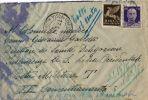 AEROGRAMMA POSTA MILITARE AEREA CONCENTR ROMA 1941 X P.M. XI° CONCENTR - 1900-44 Vittorio Emanuele III