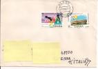 FRANCOBOLLI COMMEMORATIVI,1977, SPAGNA ALICANTE - RAVENNA, ITALIA - 1875-1882 Regno: Alfonso XII
