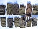 GROS LOT ENVIRON 10 KILOS GANTS PAUME CUIR - IDEM U.S. WW.2 - Uniforms