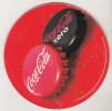 Romanian Coca Cola Coaster - Coca Cola Zero - Coasters