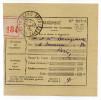 1936--cachet Manuel   VERT LE GRAND--SEINE ET OISE--91 Actuel--sur Récépissé Envoi Lettre Recommandée N°517-2 - Manual Postmarks