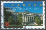 Canada. 1998 150th Anniv Of University Of Ottowa. 45c Used. SG 1835 - 1952-.... Reign Of Elizabeth II