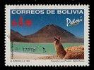 (cl.11 - P.39) Bolivie ** N° 1024 (ref. Michel Au Dos) - Le Lama - - Bolivie
