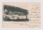 AK BE BELLELAY Le Couvent Transformé En Asile D'Aliénés Incurables (Avril 1899) Photo Zachmann - BE Berne