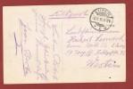 Feldpost 1. WK Karte Aus Eupen 3/11/1915 - Duitsland