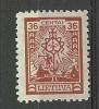 LITAUEN Lithuania 1923 Michel 214 * - Lithuania