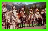 INDIENS - NATIVE AMERICANS - NORTH AMERICAN INDIAN - PHOTO BY C. P. RY. - - Indiens De L'Amerique Du Nord