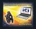 Romania 2015 45th Anniversary RM0260 New Information Age Computer 1 1118 - 1948-.... Republiken