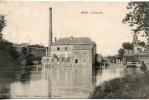 10. Ervy Le Chatel. Le Moulin - Ervy-le-Chatel