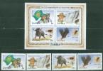 Zambia 1982 Scouting Year MNH** - Lot. A72 - Zambie (1965-...)