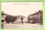 PUSIGNAN - Place De La Gaité - Belle Scène Animée Devant Café Du Commerce - TBE - 2 Scans - Sin Clasificación