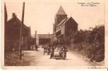 (D2 - 10-11 - )  Fraiture-en-Condroz - Rue De L'Eglise - Tinlot