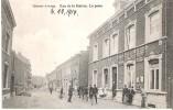 (D2 - 29-30 - )  Bierset-Awans - Rue De La Station La Poste - Grâce-Hollogne