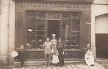Commerce - Carte-Photo - Boulangerie Patisserie - Negozi