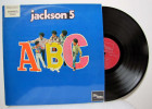 The Jackson Five - LP 33tr : ABC  (Pressage : FR - 1970) - Soul - R&B