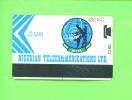 NIGERIA - Autelca Magnetic Phonecard 500 Units