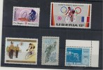 Vélo, Bicyclette, Sport, Cyclisme, Course, Timbres Tous MNH**   (R178) - Cyclisme